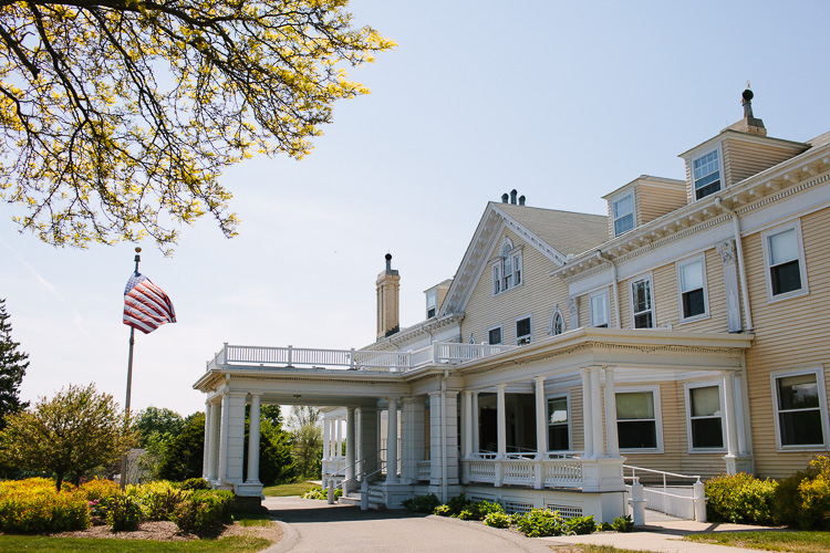 The Endicott Estate In Dedham
