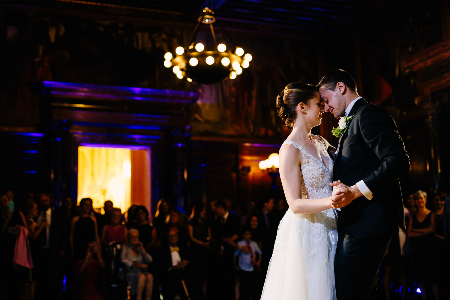 Boston Public Library Wedding.Boston Public Library Wedding Lauren Brendan S Elegant